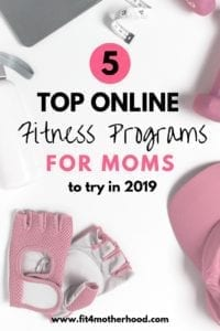 top fitness programs for women and moms