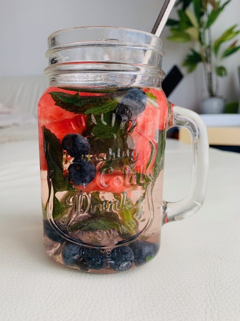 4 infused detox water recipes