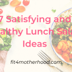 7 Satisfying and Healthy Lunch Salad Ideas